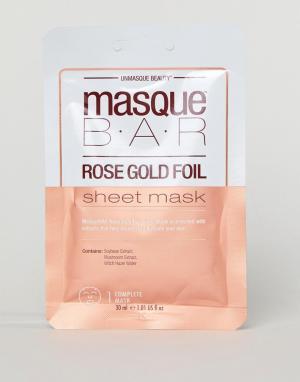 MasqueBAR Увлажняющая маска. Цвет: медный