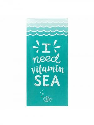 Обложка для путешествия Vitamin SEA Kawaii Factory. Цвет: белый, голубой