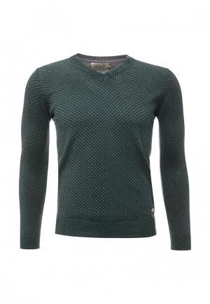 Пуловер Gianni Lupo. Цвет: зеленый
