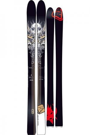 Горные лыжи  Freeride 189 Wyatt Apo. Цвет: белый,черный,красный