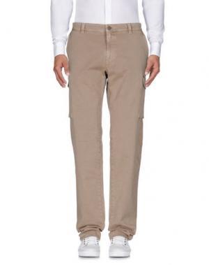 Повседневные брюки MASON'S. Цвет: верблюжий
