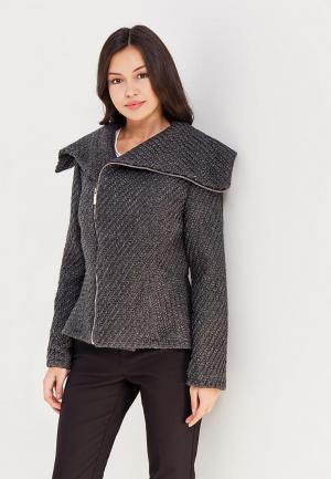 Куртка Tutto Bene. Цвет: серый
