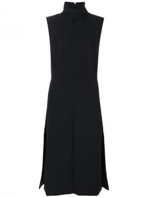 Turtleneck dress Toteme. Цвет: чёрный