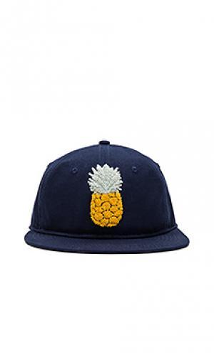 Шляпа pine Ambsn. Цвет: синий