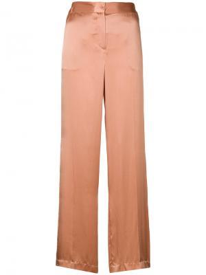 Мешковатые брюки Arwen Equipment. Цвет: розовый и фиолетовый