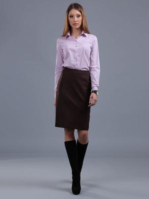Блузка ЭНСО. Цвет: розовый