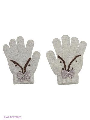 Перчатки Shapkoff. Цвет: серый