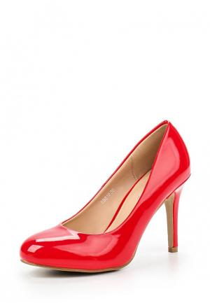 Туфли Diva dOr d'Or. Цвет: красный