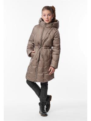 Пальто D`imma 31808/табачный