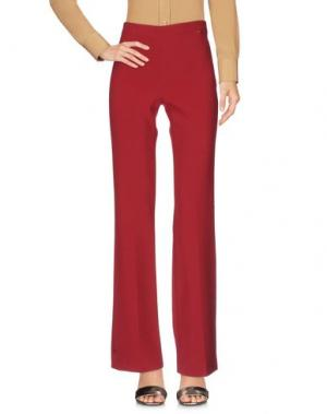 Повседневные брюки TOY G.. Цвет: пурпурный