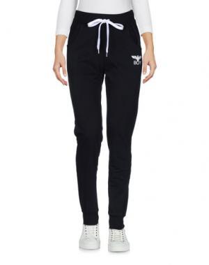 Повседневные брюки BOY LONDON. Цвет: черный