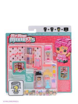 Игровой набор Мини-комната Mattel. Цвет: красный, розовый