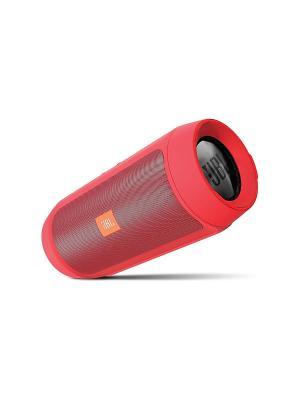 Портативная акустика  JBL Charge 2+ (красная). Цвет: красный