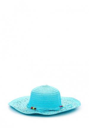 Шляпа Be.... Цвет: голубой