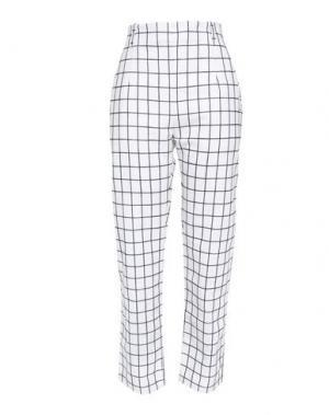 Повседневные брюки TOMAS MAIER. Цвет: белый