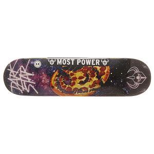 Дека для скейтборда  S6 Hyb Mystic Purple 31.6 x 8 (20.3 см) Darkstar. Цвет: мультиколор