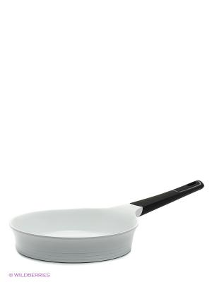 Сковорода Frybest. Цвет: белый