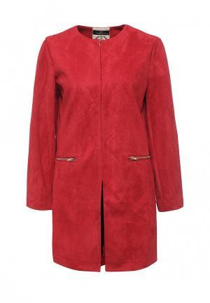 Пальто Coco Nut. Цвет: красный