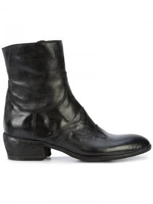 Ковбойские ботинки Fauzian Jeunesse. Цвет: none