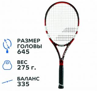 Ракетка для большого тенниса  E-Sense Comp Babolat