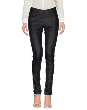 Повседневные брюки NÜ DENMARK. Цвет: черный