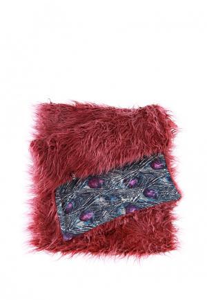 Палантин Artwizard. Цвет: бордовый