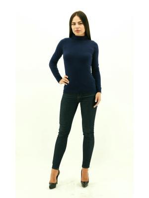 Пуловер DARBOURSTORE. Цвет: синий