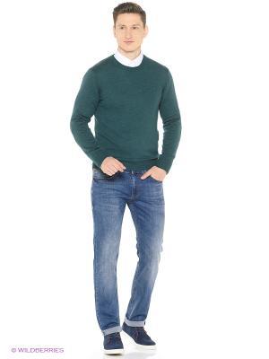 Джемпер Baon. Цвет: зеленый