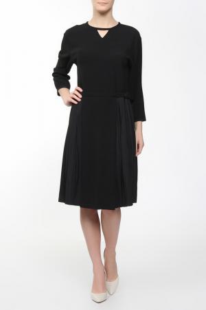Платье Frankie Morello. Цвет: черный