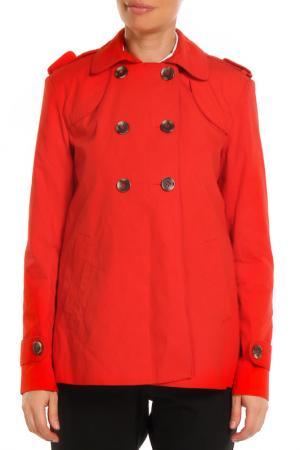 Куртка Top Secret. Цвет: красный