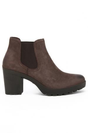Ботинки IMAC. Цвет: светло-коричневый