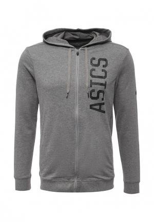 Толстовка ASICS. Цвет: серый