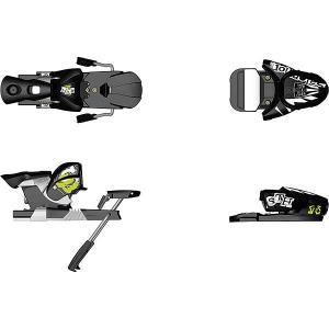 Крепления для лыж  Nr Z12 Sc B100 White/Black Salomon. Цвет: черный