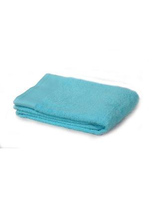Комплект полотенец TOALLA. Цвет: голубой