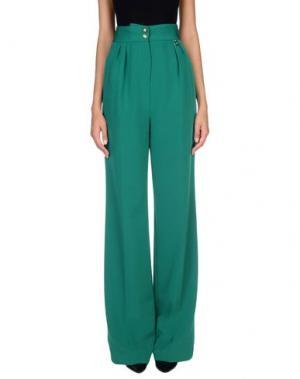 Повседневные брюки MANGANO. Цвет: зеленый
