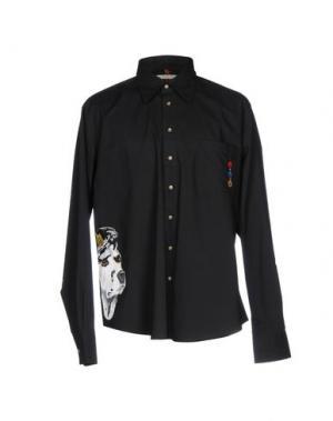Pубашка JC de CASTELBAJAC. Цвет: черный