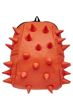 Рюкзак Rex 2 Half MadPax. Цвет: оранжевый