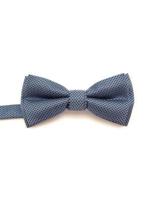 Бабочка Angelo Bonetti. Цвет: синий, красный