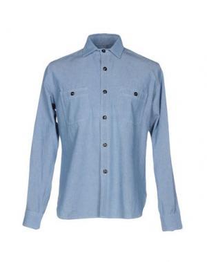 Pубашка SPORTSWEAR REG.. Цвет: небесно-голубой