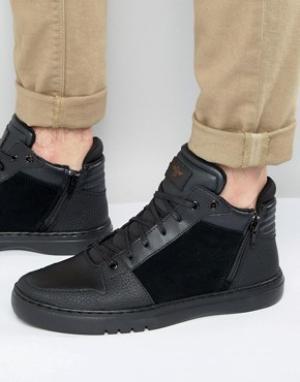 Creative Recreation Средние кроссовки Adonis. Цвет: черный