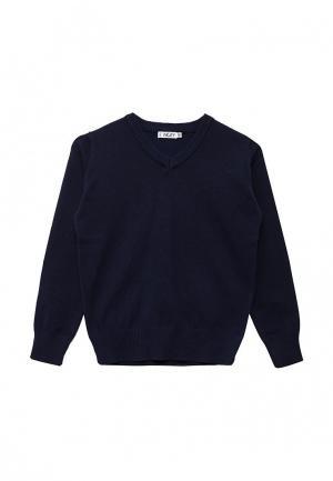 Пуловер Incity. Цвет: синий