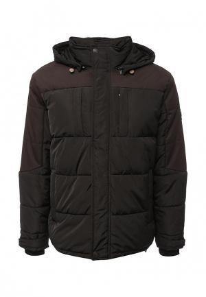 Куртка утепленная Baon. Цвет: коричневый