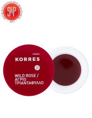Korres Масло для губ. Цвет: розовый