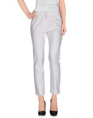 Повседневные брюки PAUL & SHARK. Цвет: белый