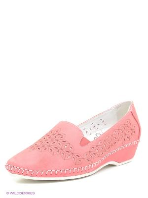 Туфли Shoiberg. Цвет: розовый
