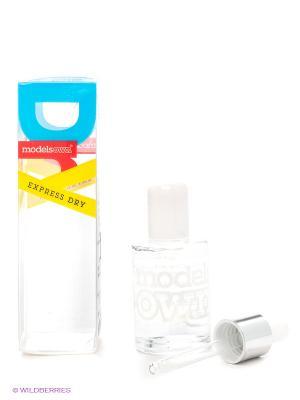 Верхнее покрытие-сушка для ногтей , Treatment Quick Nail Dryer Models Own. Цвет: прозрачный