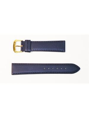 Ремешок для часов Rhein Fils Softina 20 мм. Цвет: синий