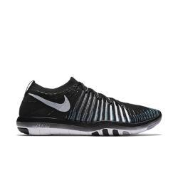 Женские кроссовки для тренинга  Free Transform Flyknit Nike. Цвет: черный