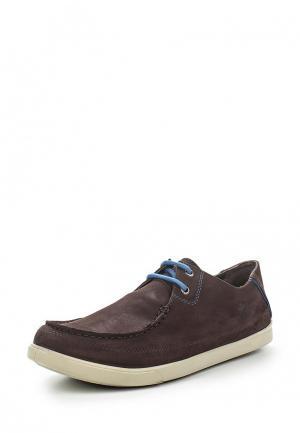 Ботинки Woodland. Цвет: коричневый