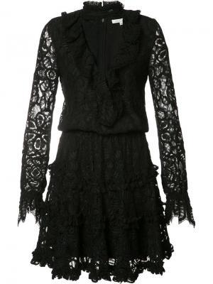 Платье Catalina Alexis. Цвет: чёрный